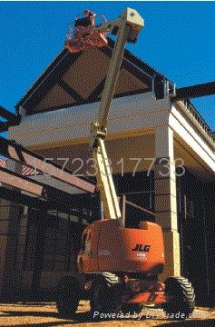 曲臂自行式高空作业平台 1