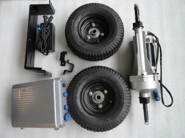 Electric Wheelbarrow Motor Kit Emk Ewbk002 China