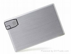 high quality credit card usb flash drives