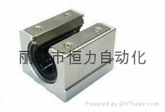 SBR16UU CNC Router Linear Ball Bearing Block, SBR16UU Linear Ball Bearing