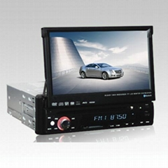 "7"" one din Digital Screen Car DVD Player Car DVD Player in dash dvd player"