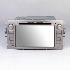 Ford Focus 2 DIN 7-inch TFT LCD touch screen special car DVD player in dash dvd