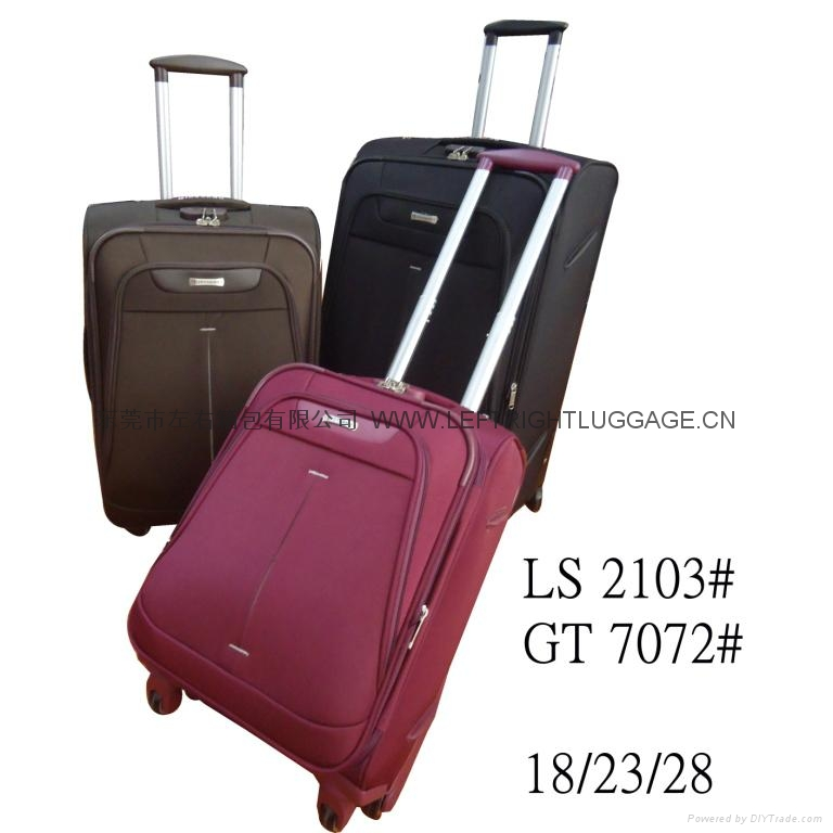 TROLLEY CASE TRAVEL BAG TRAVEL LUGGAGE - LS 2103 - LR.LEFTRIGHT ...