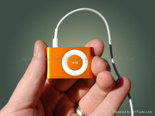 Wholesale Hot Sale Copy Ipod Shuffle 2th MP3 Players Built in Clip 2