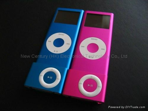 Wholesale Hot Sale Copy Ipod Shuffle 2th MP3 Players Built in Clip 3