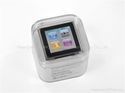 Copy  Ipod Nano 6th 1.8 '' TFT LCD Scree MP3 MP4 Player with 8gb Memory 3