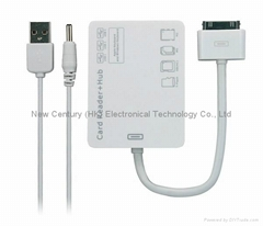 For Iphone USB Hub and Camera Connection