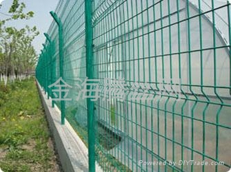 雙邊絲護欄網 4