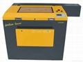 激光雕刻切割機JD4060 2