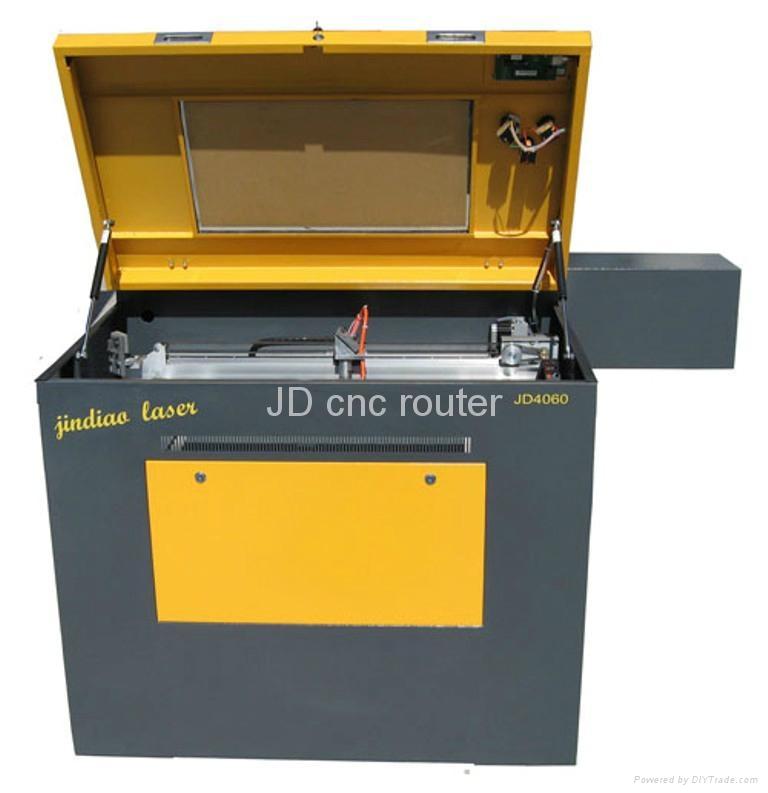 激光雕刻切割機JD4060 3