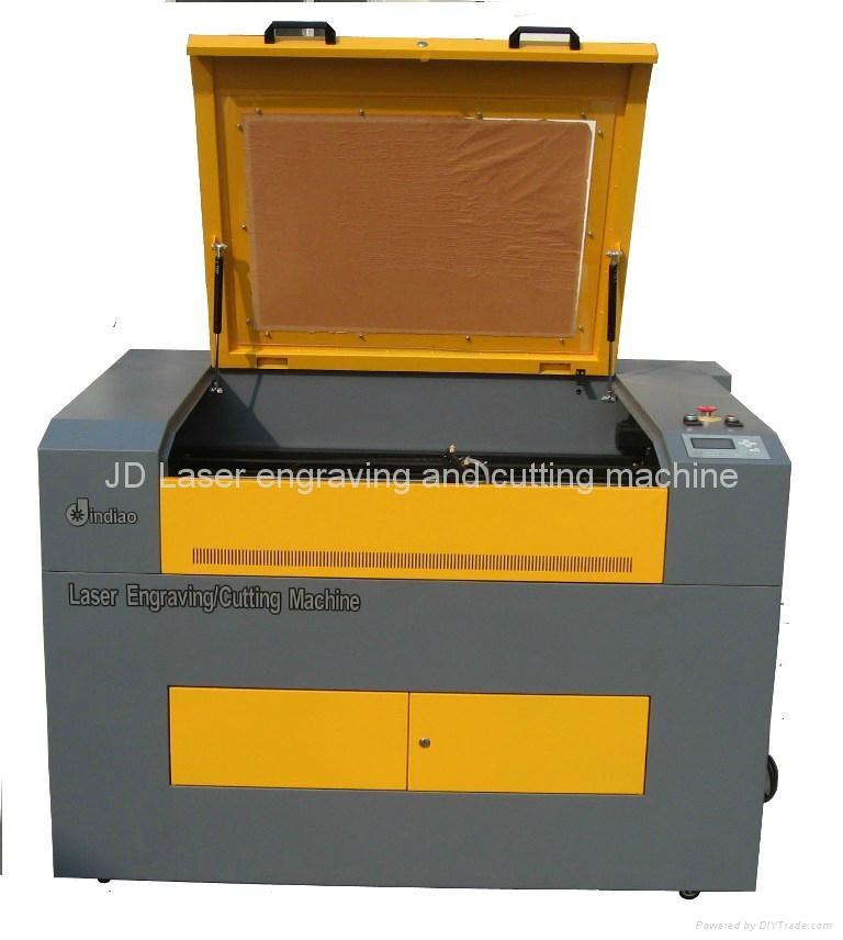 激光雕刻切割機JD4060 5