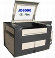 激光雕刻切割機JD6090