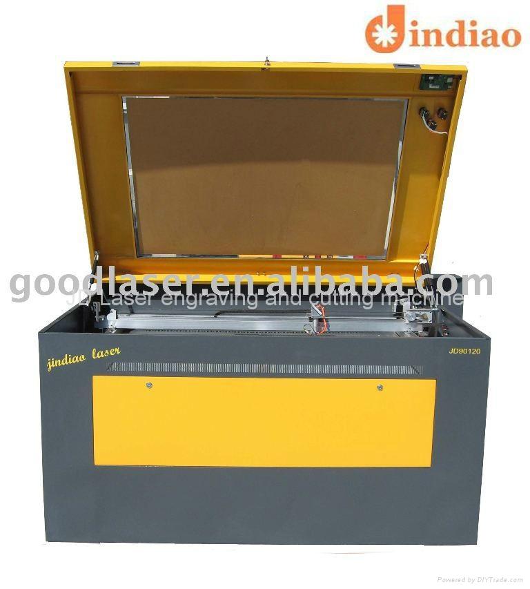 激光雕刻切割機JD90120 1