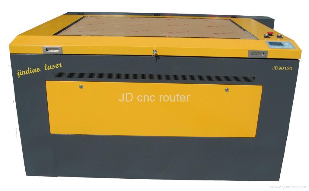 激光雕刻切割機JD1612 3