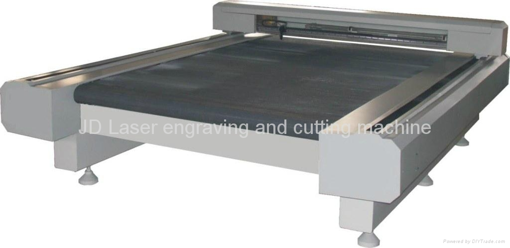 激光雕刻切割機JD1630 2