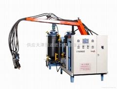 The supply of Tianjin Xu Di import polyurethane foaming machine