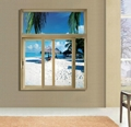 Alumium sliding window