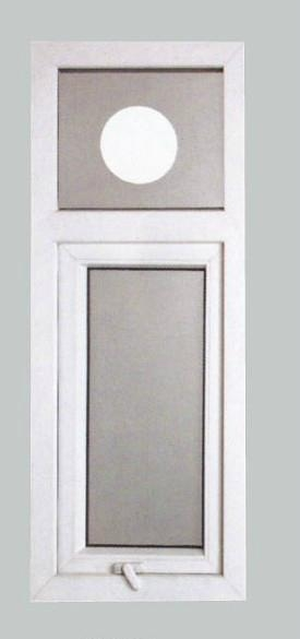 Aluminum casement window 5