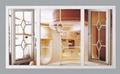 Aluminum casement window 2