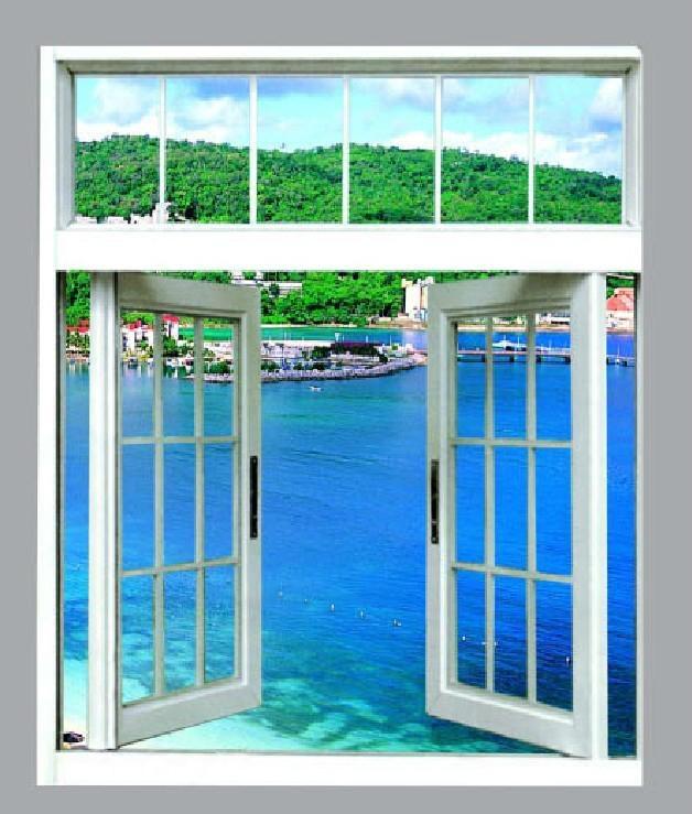 Aluminum casement window 3