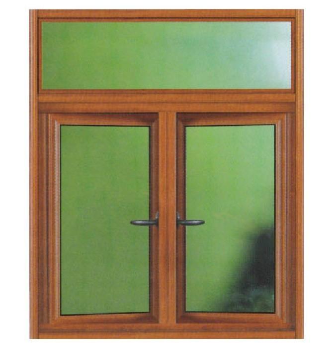 Aluminum casement window 1