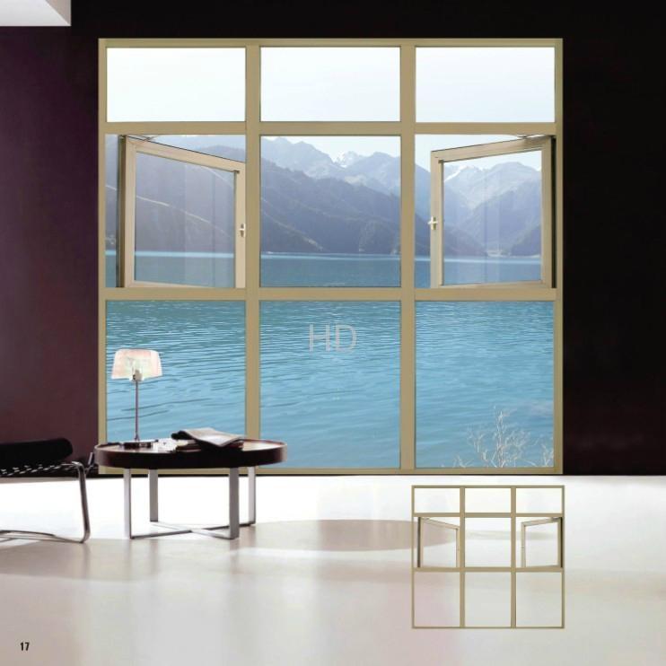 Thermal break window 2