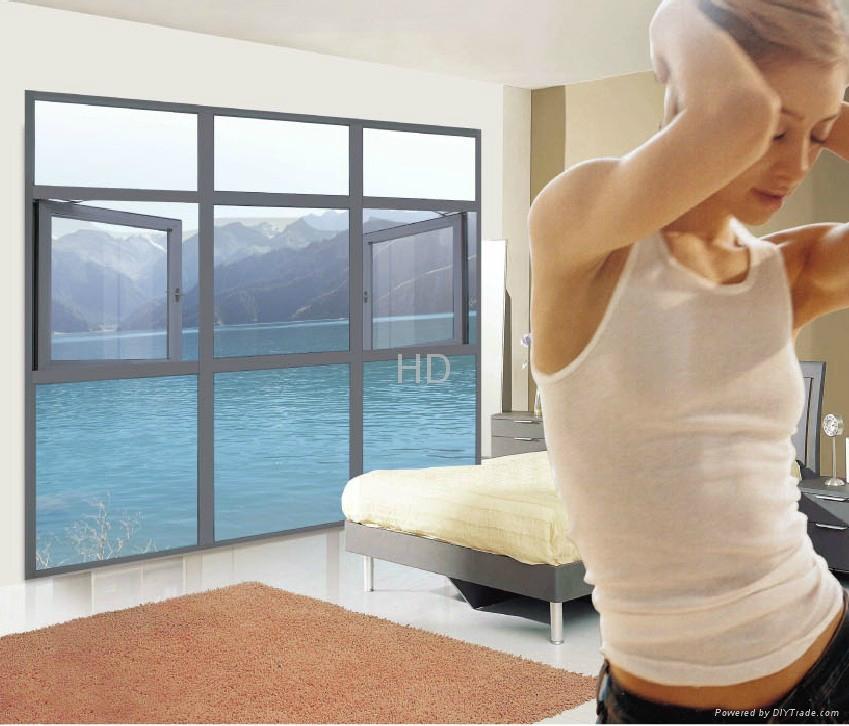 Thermal break window 3