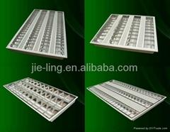 t5 light fixture grille light