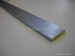 Amando Corporation Limited stainless steel flat bar
