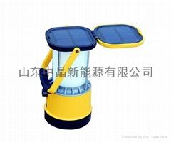 太陽能野營燈