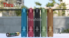 ThruNite LED keychain flashlight