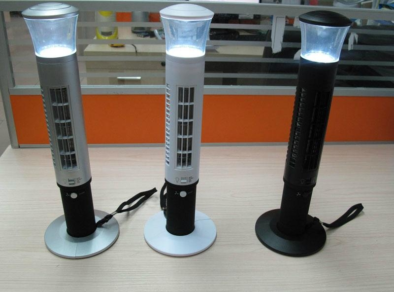 Mini tower fan 2
