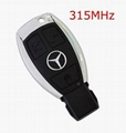 YH BZ Key for Mercedes-Benz 315MHz/433MHZ/868MHZ