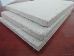 wood fibre reinforced gypsum board