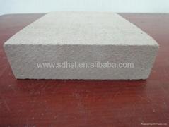 calcium sulfate floor base material