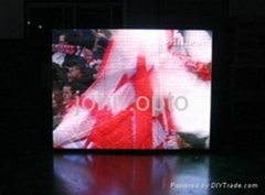 pitch 6mm HD indoor led screen