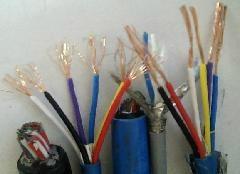 耐高溫氟塑料控制電纜