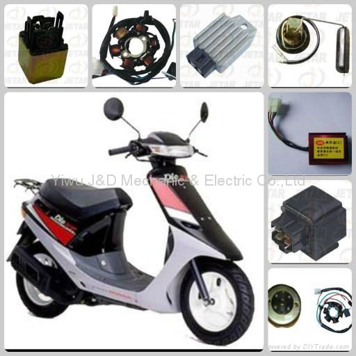 Honda Dio Scooter Parts Dio Jetar China Trading