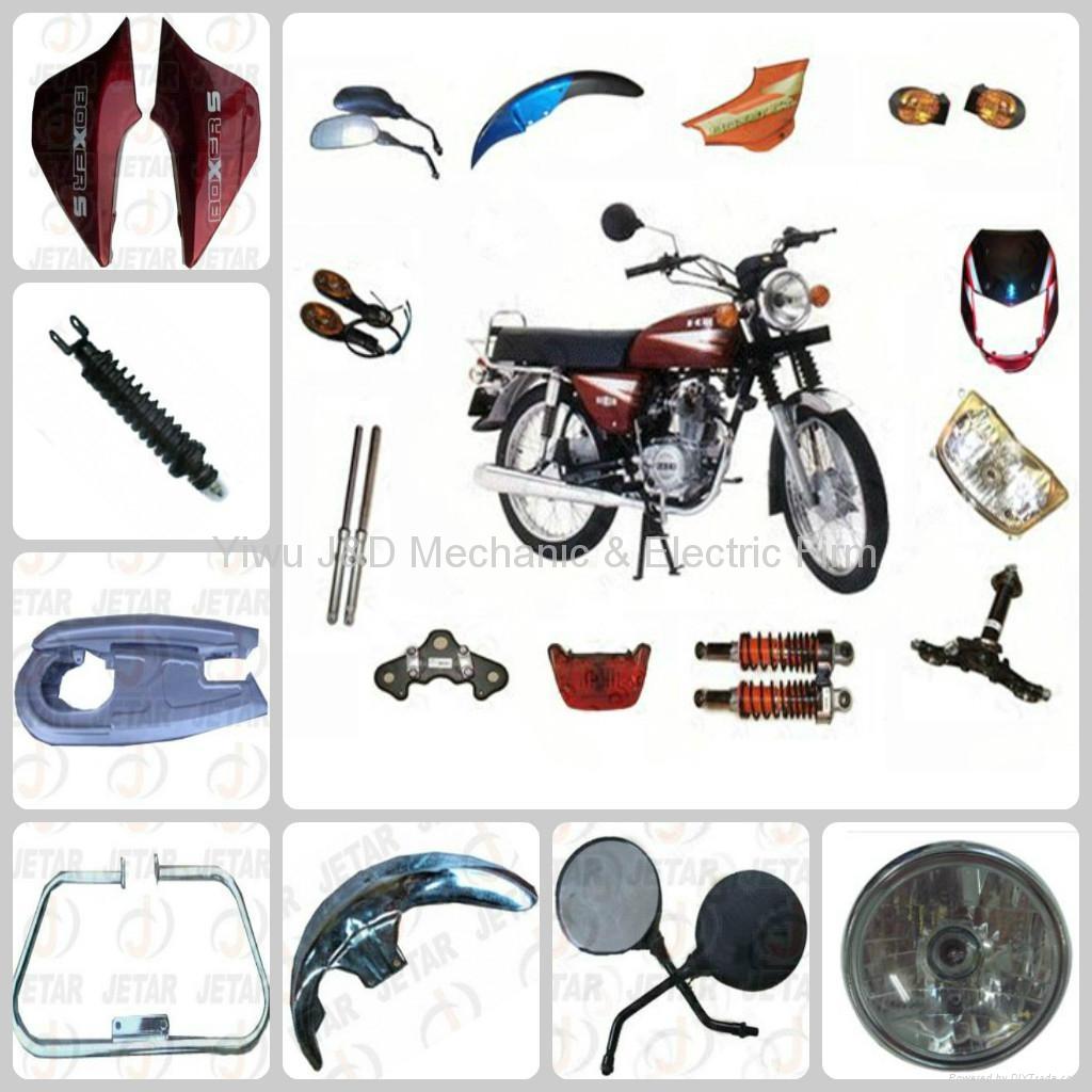 Bajaj Boxer Motorcycle Parts Jetar China Trading Company