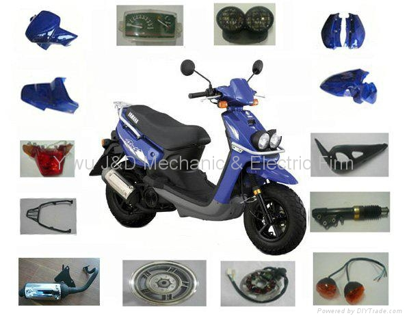 yamaha bws scooter parts bws jetar china trading