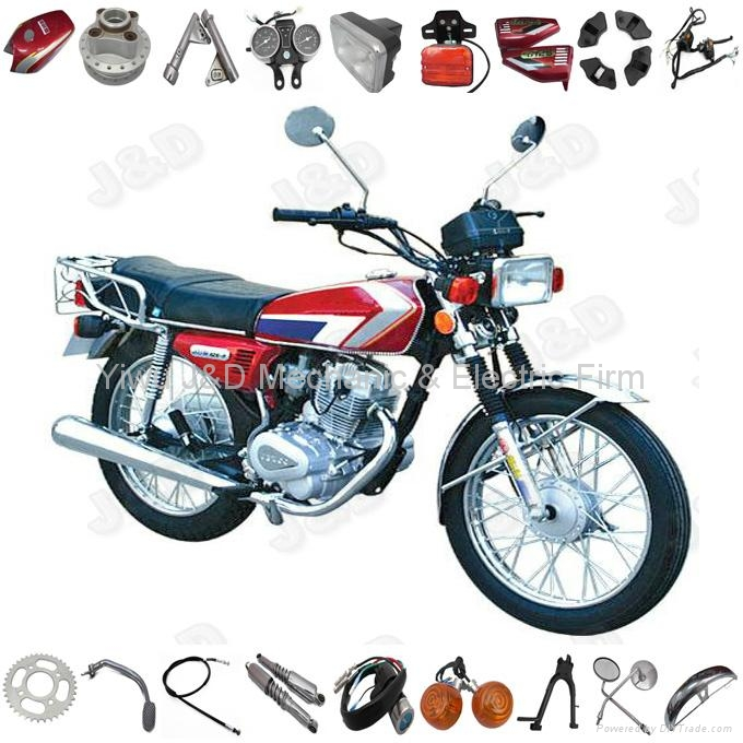 honda cg125 150 motorcycle parts jetar china trading company products. Black Bedroom Furniture Sets. Home Design Ideas