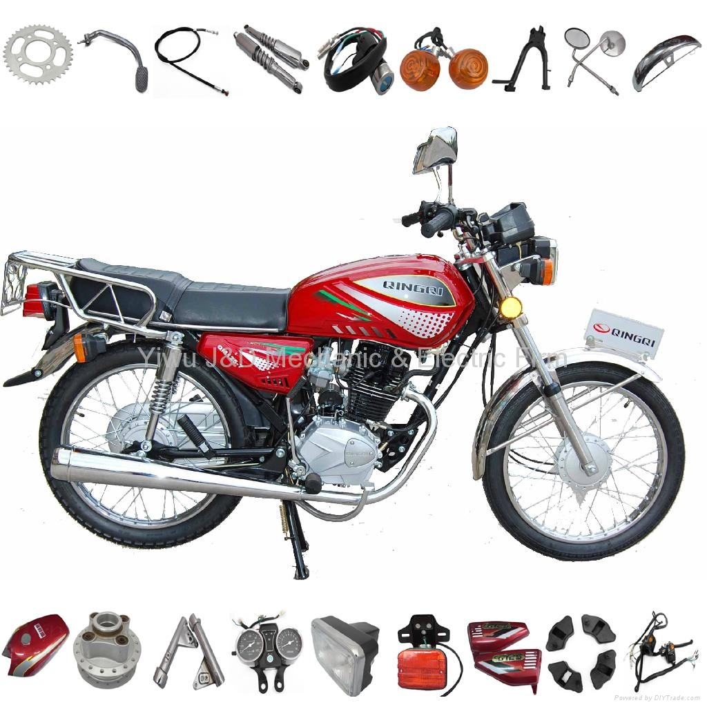 Honda CG125/150 motorcycle parts - jetar (China Trading ...