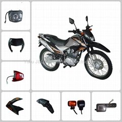HONDA NXR125 BROS dirt bike parts