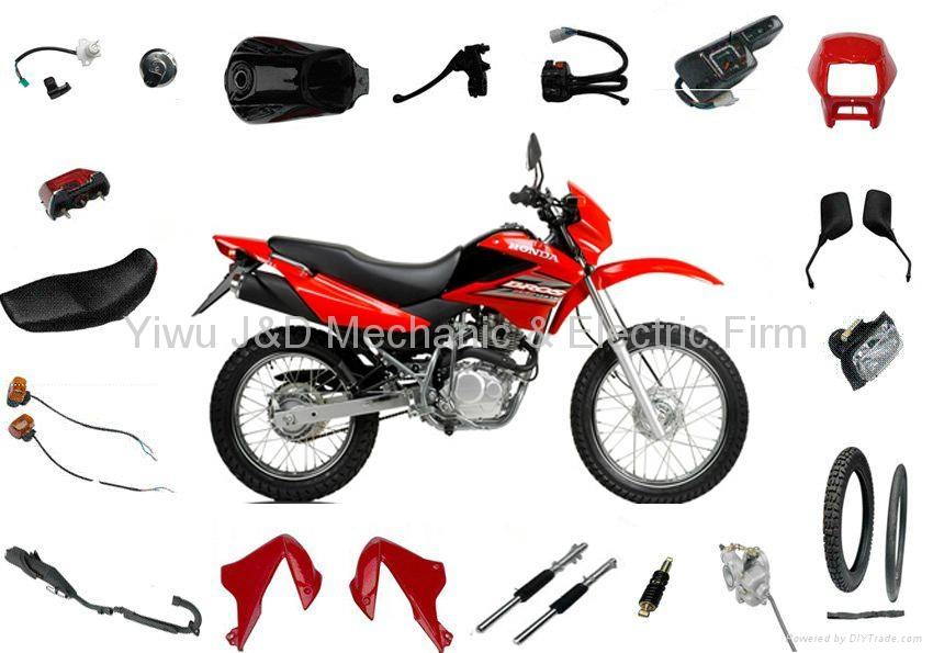 honda nxr125 bros dirt bike parts - jetar (china trading company