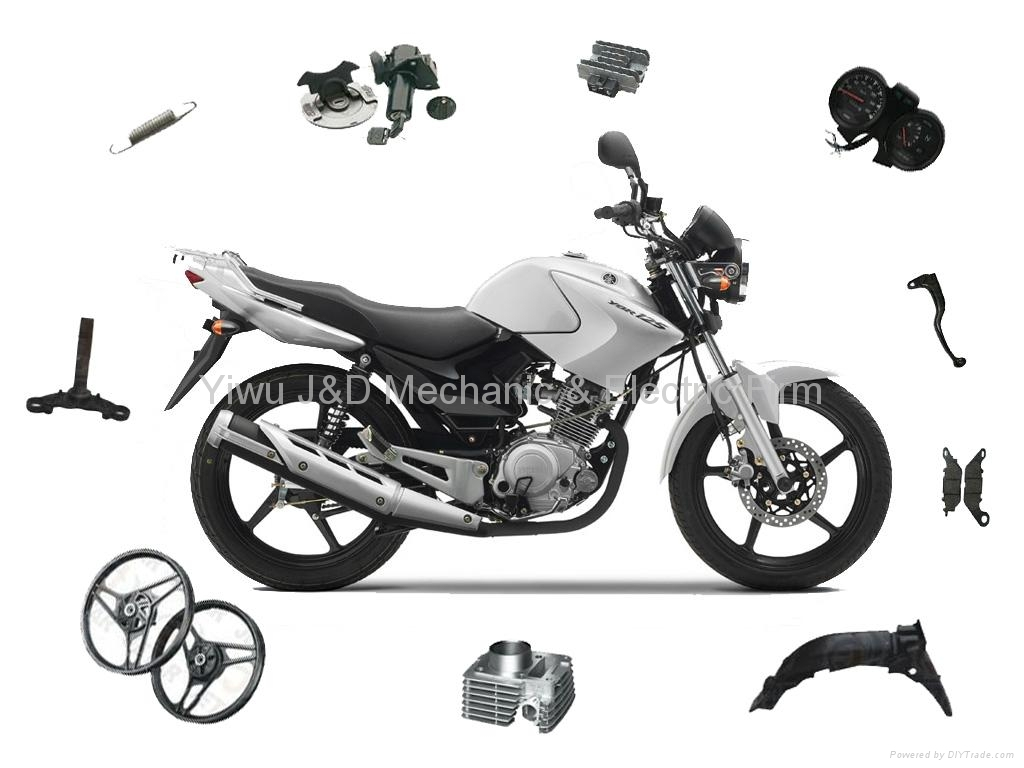 yamaha ybr125 motorcycle parts jetar china trading