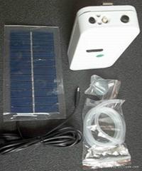 太阳能增氧泵