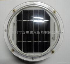 太陽能碼頭燈