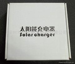 AA5號太陽能充電器