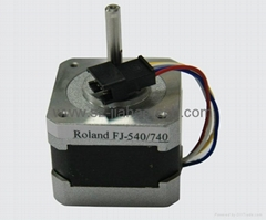 Roland ink pump motor made in China for FJ500/600/540/740