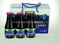 蓝百蓓有机野生蓝莓果汁300ml 1
